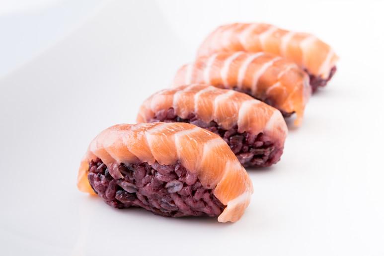 Sushi Dark Rice